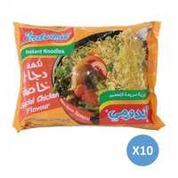 Indomie Instant Special Chicken Noodles 75gx10