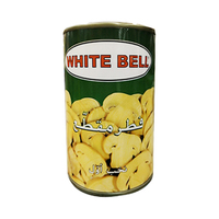 White Bell Mushrooms Pieces & Stems 400GR