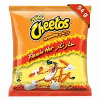 Cheetos Flamin'Hot Crunchy 54g