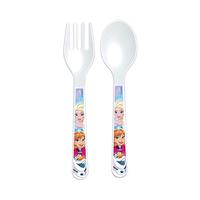 Toddler Cutlery Set Frozen 2 Pieces