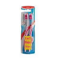 Aquafresh Toothbrush Complete Care Medium 1+1 Free