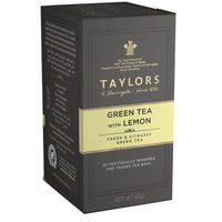 Taylors Green Tea with Lemon 20 Tea Bags