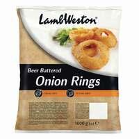 Lamb Weston Crispy Onion Rings 1kg