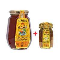 Al Shifa Natural Honey 500GR + 125GR Free