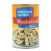 American Garden Sliced Mushroom 425g