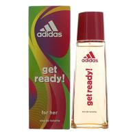 Adidas Get Ready Eau De Toilette Spray 50ml