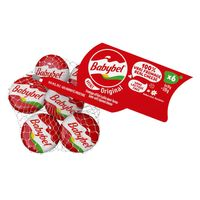 Mini Babybel Original Cheese 127g