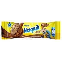 Nestle Nesquik Biscuit with Chococlate Cream 56g
