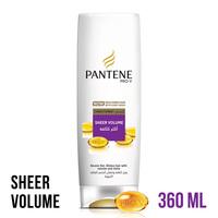 Pantene pro-v sheer volume conditioner 360 ml