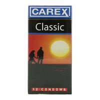 Carex Classic Condoms Pack of 12