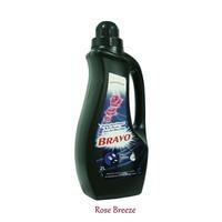 Bravo Detergent Black 1L + Soft 1L Free