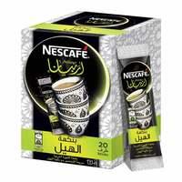 Nescafe arabiana instant arabic coffee mix with cardamom flavor 3 g x 20 sticks
