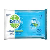 Dettol Anti-Bacterial Cool Skin 10 Counts