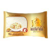 Golden gate american white rice 5 Kg